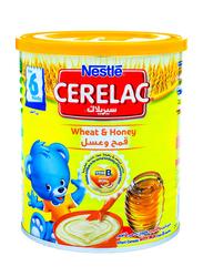 Nestle Cerelac Wheat & Honey Infant Cereal, 400g