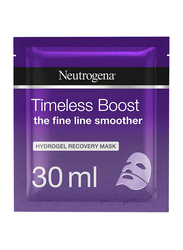 Neutrogena Timeless Boost Hydrogel Face Mask, 30ml