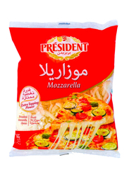 President Shredded Mozzarella Cheese, 200g