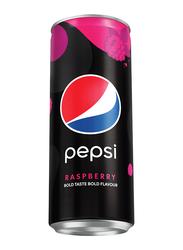 Pepsi Black Raspberry Soft Drink Can, 355ml