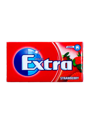 Wrigley Extra Strawberry Chewing Gum Tabs, 27g