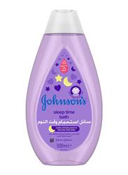 Johnson's Baby 500ml Sleep Time Bath for Active Baby