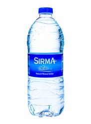 Sirma Natural Mineral Water, 1 Liter