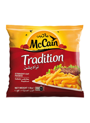 McCain Tradition Potato Fries, 1.5 Kg