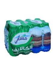 Masafi Alkalife Mineral Water, 12 Bottles x 330ml