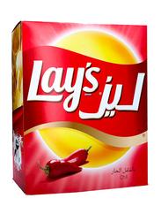 Lay's Chili Potato Chips, 14 Packs x 23g
