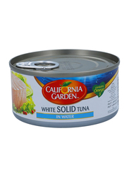 California Garden White Solid Tuna in Water and Salt, 170g