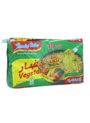Indomie Vegetable Rasa Soto Mie Instant Noodles, 10 Packs x 75g