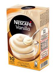 Nescafe Gold Vanilla Latte, 12 Sachet x 18.5gm