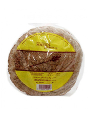 Modern Bakery Flat Arabic Brown Bread, Medium