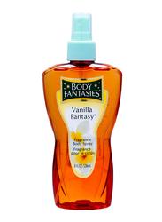 Body Fantasies Vanilla 236ml Body Spray for Women