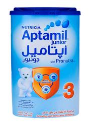 Aptamil Junior 3 Growing Up Formula Milk, 900g