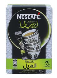 Nescafe Arabiana Cardamom Coffee Mix, 20 Sticks x 3g