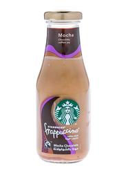 Starbucks Frappuccino Mocha Chocolate Coffee Drink, 250ml