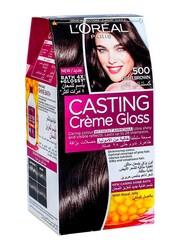 L'Oreal Paris Casting Creme Gloss, 500 Light Brown, 100gm
