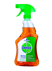 Dettol Original Anti-Bacterial Surface Disinfectant Liquid Trigger Spray, 500ml