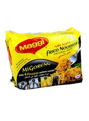Maggi Mi Goreng Fried Noodles, 5 Packs x 72g