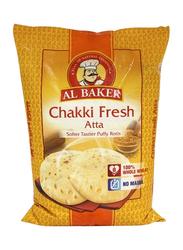 Al Baker Chakki Fresh Atta Bag, 5 Kg