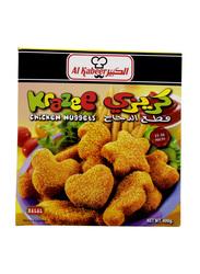 Al Kabeer Krazee Chicken Nuggets, 400 grams