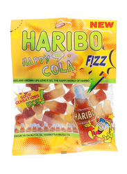 Haribo Fizz Happy Cola Jelly Candy, 160g