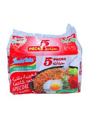 Indomie Mi Goreng Special Fried Noodles, 5 Packs x 85g
