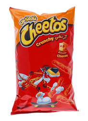 Cheetos Crunchy Cheese Flavored Snacks, 205g