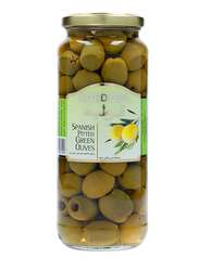 Cordoba Pitted Green Olives, 275g