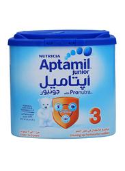 Aptamil Junior 3 Growing Up Formula Milk, 400g