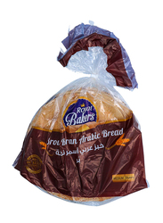 Royal Bakers Brown Bran Arabic Bread, Medium, 500g