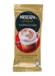 Nescafe Gold Sweetened Cappuccino, 17g
