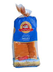 Al Jadeed Milky Bread, Large, 550g