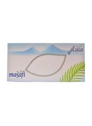 Masafi White Facial Tissue, 150 Sheets x 2 Ply