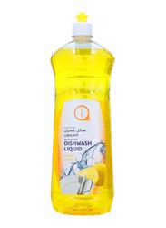 Alef Lemon Dishwashing Liquid, 1 Liter
