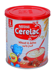 Nestle Cerelac Wheat & Dates Pieces Infant Cereal, 400g