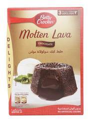 Betty Crocker Molten Lava Chocolate Delights Cake Mix, 400g