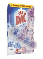 DAC Blue Active Lavender Toilet Rim Block, 50g