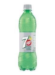 7 Up Free Soft Drink Pet Bottle, 500ml