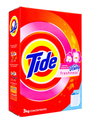 Tide Downy Freshness Laundry Powder Detergent, 3 Kg