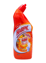 Harpic Fresh Peach & Jasmine Liquid Toilet Cleaner, 750ml