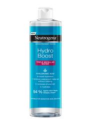 Neutrogena Hydro Boost Triple Micellar Water, 400ml