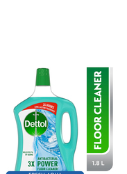 Dettol Aqua 3X Antibacterial Power Floor Cleaner, 1.8 Litres