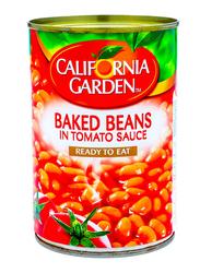 California Garden Baked Beans, 420g