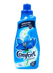 Comfort Concentrated Iris & Jasmine Fabric Softener, 1.5 Liter