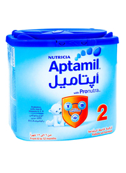 Aptamil Stage 2 Follow On Formula Milk, 400g