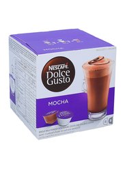 Nescafe Dolce Gusto Mocha Roast and Ground Coffee, 16 Capsules, 216g