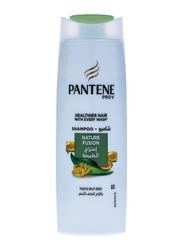 Pantene Pro-V Nature Fusion Shampoo for Damaged Hair, 360ml