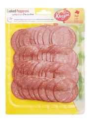 Khazan Beef Pepperoni Sliced, 250 grams