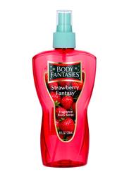 Body Fantasies Strawberry 236ml Body Spray for Women