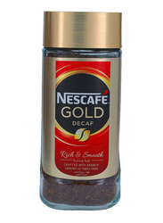 Nescafe Gold Decaffeinated Coffee, 100g