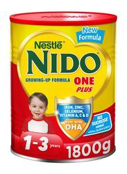Nestle Nido 1+ Growing-Up Formula Milk Tin, 1.8 Kg